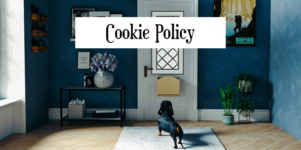 LetterBoxer Cookie Policy title