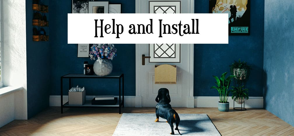 Help and Install